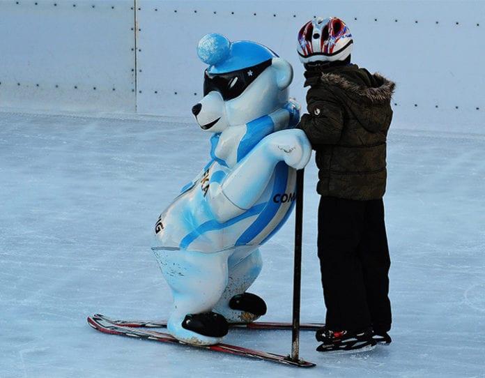 Olympia_Eisportzentrum_Winter_Kinder_Eislaufen_Sport