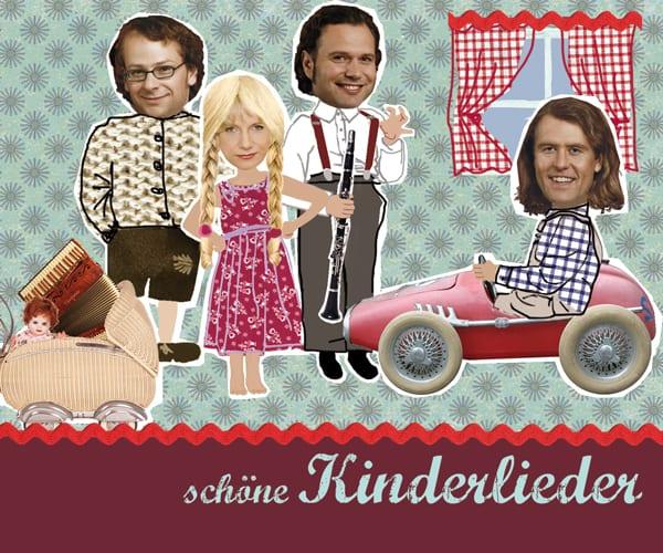 Schoene Kinderlieder_Quadro Nuevo