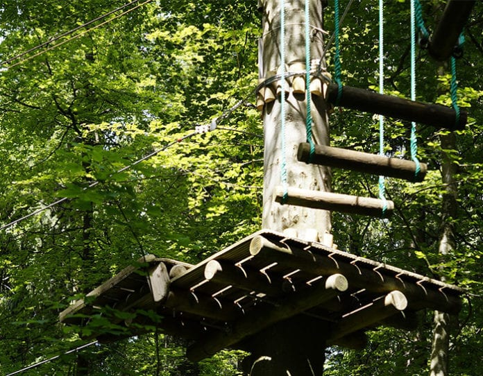 Kletterinsel_Fuerstenfeld_Abenteuer_Outdoor_Natur_Kinder_Klettern_Ausflug_Hochseilgarten