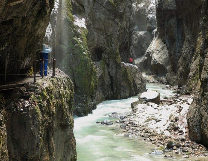 Partnachklamm_Wanderung_Outdoor_Berge